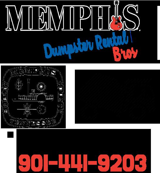Memphis dumpster rental services